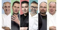 Culinary Cinema – Berlinale Festival 2015 by #FCmag #foodconfidential CREDIT - Lohse, Kempf, Hoffmann- Ali Ghandtschi / Nakamura- Geisels Werneckhof / Pérez- Francesc Guillamet / Bottura- Paolo Terzi The chefs of the Culinary Cinema