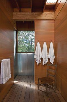 Galería de Cabaña en Flathead Lake / Andersson Wise Architects - 12