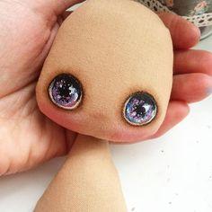 Вот он мой космос:) девочка будет не обычной☺️надеюсь понравится #куклаолли…