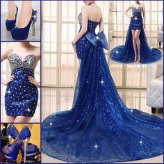 Is this dress catching your eyes? #PromDress #PartyDress #EveningDress #Shoes #Fashion