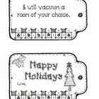 Free - Wanting to make a cute little gift for your students' parents without spending your own money?  Download this adorable coupon book!  Students color...