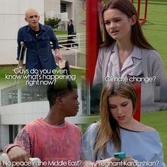 "#RedBandSociety 1x2 ""Sole Searching"" - Leo, Emma, Dash and Kara"
