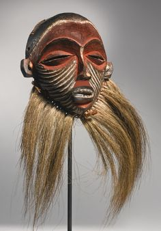 Pende Miniature Mask, Democratic Republic of the Congo | Lot | Sotheby's
