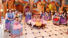 A must do for our trip to Disney in December. Save money it's EXPENSIVE 54.00 to 195.00 for makeover and dress UP.