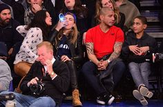 Cara Delevingne And Michelle Rodriguez Went To A Basketball Game, Got Messy Drunk And Made Out A Little - Cosmopolitan.com 6