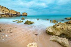 Portugalsko/Portugal - AM13photography Algarve, Portugal, Landscape, Water, Outdoor, Gripe Water, Outdoors, Scenery, Outdoor Games