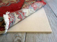Shop Premium Rug Pads - RugPadUSA Wood Floor Finishes, Cherry Wood Floors, High Pile Rug, Carpet Padding, Pad Design, Vinyl Plank Flooring, Large Area Rugs, Sound Proofing, Foam Mattress