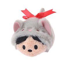 Strawberry Japan import NEW Disney Store Disney Plush doll TSUM TSUM Goofy S
