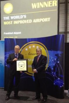 """For Germany's biggest hub, this award underpins the success of its """"Great to have you here!"""" service program. Jorge Chavez International Airport (LIM) – also owned and managed by Fraport AG – in Lima, Peru, has also won accolades from Skytrax: the """"2013 Best Airport in South America"""" award for the sixth time and fifth consecutive year, as well as the """"2013 Best Airport Staff Service in South America"""" award for the third time."""