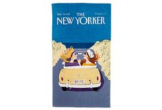 Condé Nast Beach Towel, Friends Cruising on OneKingsLane.com