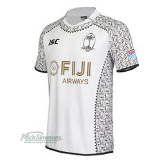 a08332c834f Buy Fiji 2018 Men's Rugby Sevens Jersey at Mick Simmons Sport for only  $159.99