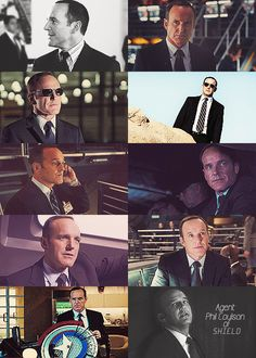 I can't believe the actor was the one to make the decision to kill off Coulson.. but it was kinda brilliant