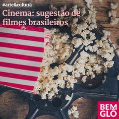 Que tal fazer uma sessão de cinema e assistir filmes brasileiros que retratam diferentes elementos culturais do país? Vem saber mais no site da Gloria Pires!