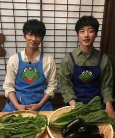 綾野剛&坂口健太郎