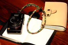 SOMNIUM LEATHER - Prototipo de Notebook Cover com novo sistema de fecho (a)