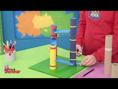 Art Attack - Marbles - Official Disney Junior UK HD - YouTube
