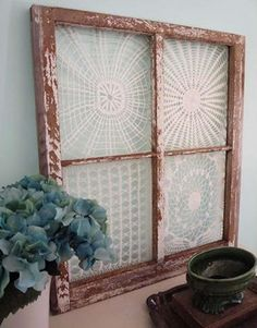 Charming Home Decorating Diys Can Make With Lace