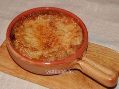 Zwiebelsuppe • Rezept | weltinmir.de