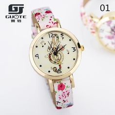 Cheap dresse, Buy Quality watches star directly from China watches extreme Suppliers: 2016 New Fashion Dress Watch Women Elegant Butterfly Music Style Leather Strap Quartz Watches Lady Delicate Gift Watched Relojes Butterfly Music, Fashion Watches, Women's Watches, New Fashion, Bracelet Watch, Watch Women, Product Launch, Elegant, Quartz Watches