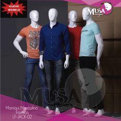 ¡Conoce nuestros nuevos modelos en línea de caballeros!
