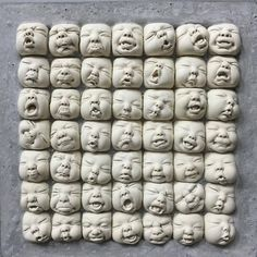 "specialformytaste: "" turecepcja Ceramic sculptures by Johnson Tsang "" – Art Unicorn Sculptures Céramiques, Sculpture Clay, Ceramic Sculptures, Clay Projects, Clay Crafts, Clay Dolls, Art Dolls, Ceramic Pottery, Ceramic Art"