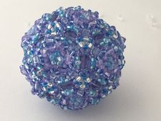 Lavender Blue Dilly Dilly Orb by RoyalJDesigns on Etsy