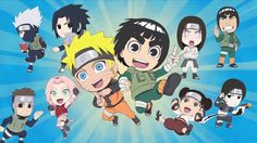 Naruto SD : Rock Lee's Springtime of Youth