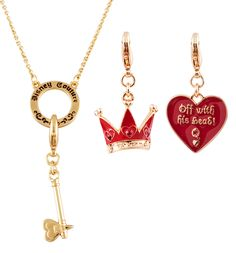 Disney Couture <3 Queen of Hearts box set