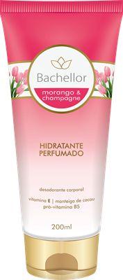 Hidratante Perfumado Morango E Champagne 200ml