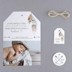 Faire-part de naissance personnalisés, faire-partoriginal fpc