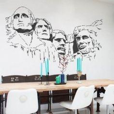 Aporta exclusividad a tus espacios con #adhesivos originales. #goodvinilos #vinilosdecorativos #decoración