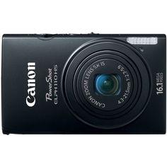 TOPSELLER! Canon PowerShot ELPH 110 HS 16.1 MP C... $89.99