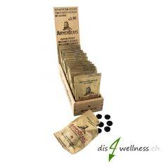 AirmenBeans Pastillen - Kaffee zum Lutschen Coffee, Organic Beauty, Health