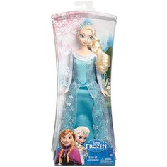 Have to have one for each girl. already have one. Disney Frozen Sparkle Elsa Doll