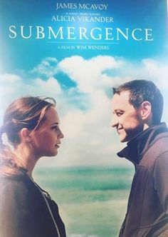 Alicia Vikander & James McAvoy meet cute on a deserted beach in Submergence   Chapter 1 - Take 1
