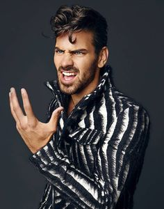 We literealy had a stylegasm when we see the new Nyle DiMarco pictures for Prestigo Hong Kong A/W 2016
