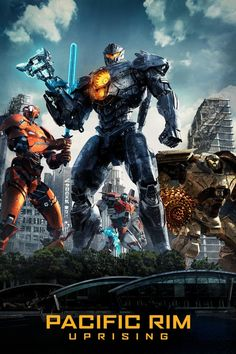 Pacific Rim: Uprising [HD] 2018 FUll Movie