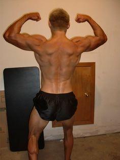 Robert Cheeke, vegan bodybuilder. Read his article: Choosing The Exercises That Yield The Best Results.