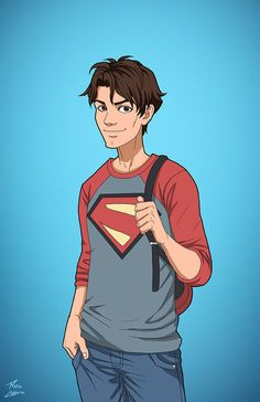 Billy Batson [kid] (Earth-27) commission by phil-cho on DeviantArt