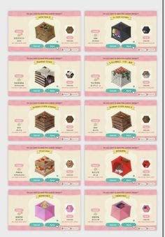Animal Crossing Guide, Animal Crossing Villagers, Animal Crossing Qr Codes Clothes, Motifs Animal, Animal Games, Island Design, New Leaf, Animal Design, Animal Paintings