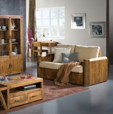 tresillos de ratan para salon modelo carneige sofas y tresillos pinterest salons