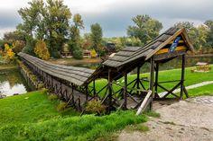 Most cez rieku Malý Dunaj