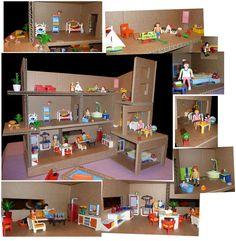 Ma maison Playmobil