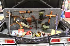 impala's trunk