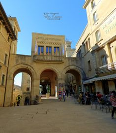 Piazza del Titano, San Marino city, Republic of San Marino, Nikon CoolpixB700, 4.3mm, 1/400s, 1/160s, ISO100, f/3.3, +0.3ev, panorama segment 2, Nikon HDR photography, 201904191713 #SanMarino City Of San Marino, Nikon, 3, Mansions, House Styles, Home Decor, Luxury Houses, Interior Design, Home Interior Design