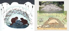 An interview with Christopher Silas Neal, on illustrating OVER AND UNDER THE SNOW