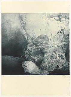 """Jörg SCHMEISSER, """"Changes III"""", etching and aquatint, 2002"""