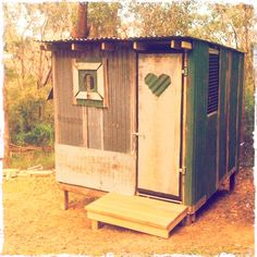 My Gorgeous Chook Shed - built with love by my family for me <3