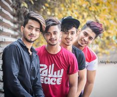 Image may contain: 4 people, people standing and outdoor I Miss You Cute, Cute Boy Photo, Indian Photoshoot, Swag Boys, Dear Crush, Sr K, Social Media Stars, Cute Stars, Boys Dpz