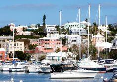 Bermuda. Oh the memories!!